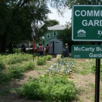 McCarty Burlington Neighborhood Garden